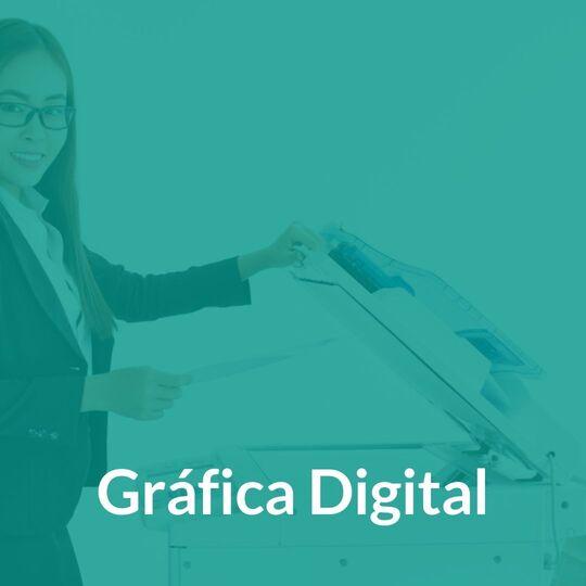 gráfica digital impressora e sistema para gestão