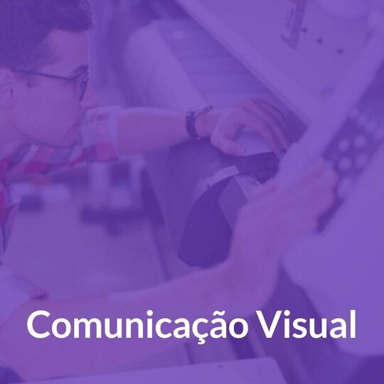 comunicação visual impressora e sistema para gestão